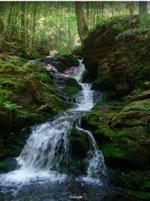 Pasecký vodopád